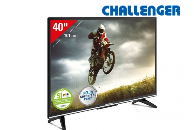 """Tv 40"""" CHALLENGER 40T15 Android"""
