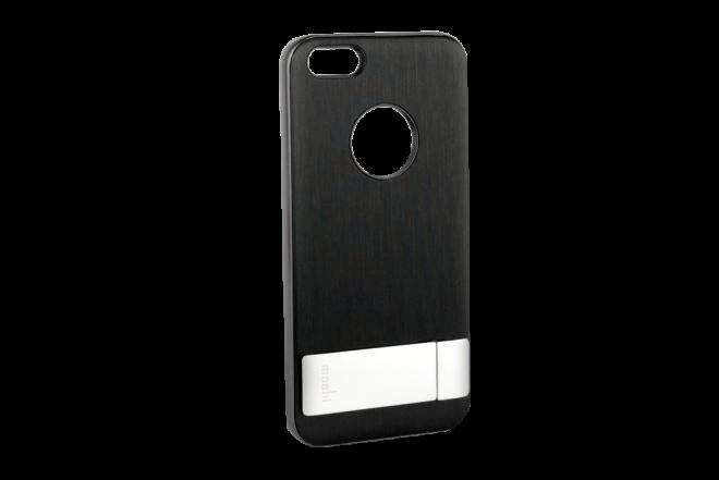 Carcasa iGlaze Kameleon MOSHI iPhone 5 Negro (Accesorios)