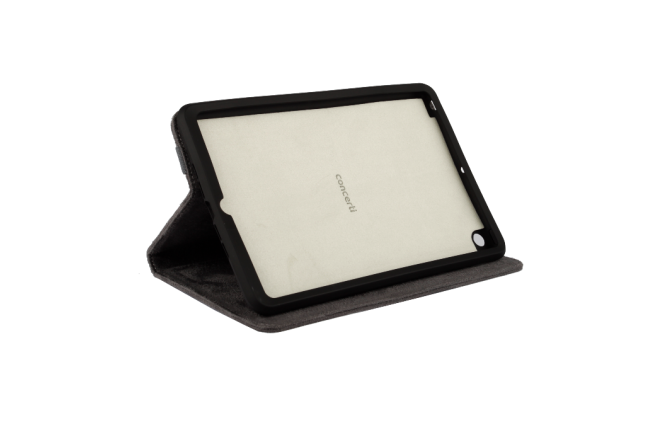 Maletín iPad Mini MOSHI Gris Oscuro (Accesorios)