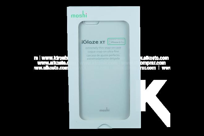 Carcasa MOSHI iGlaze XT iPhone 6 Plus Clear