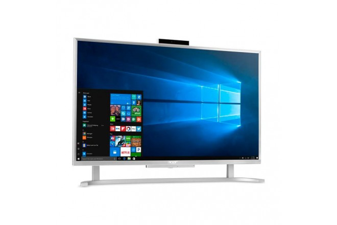 """PC All in One ACER 760-SR11 Ci3 21.5"""" Blanco"""