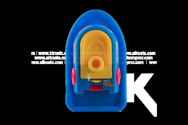 Bloques Armar Barco Plástico (Juguetes)