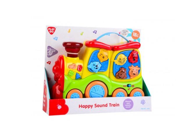 Tren de sonidos felices Play go
