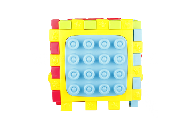 Juguete Cubo De Actividad