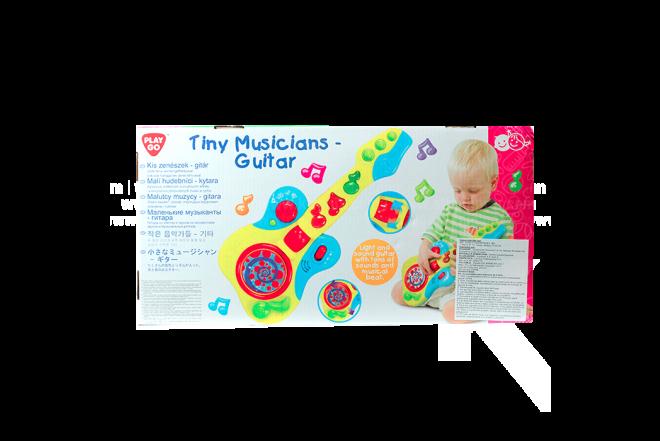 Guitarra Bebé Tiny Musicians - Guitar