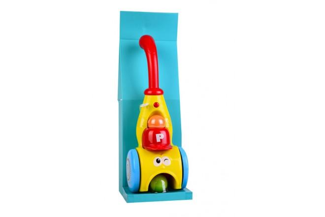 Atrapabolas lanzador didactico colores Play go