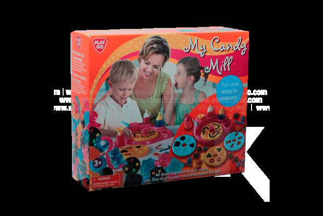Juguete Maquina De Dulces Mi Molino de Caramelos