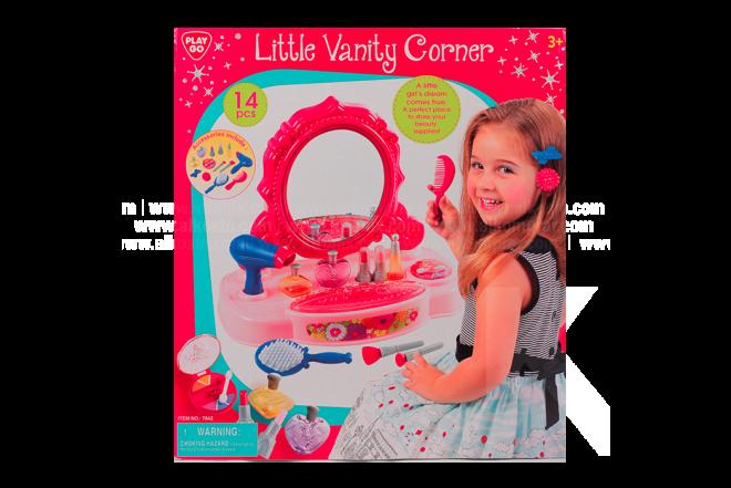 Juguete Set Little Vanity Corner