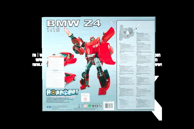 Transformer BMW Z4 1:18