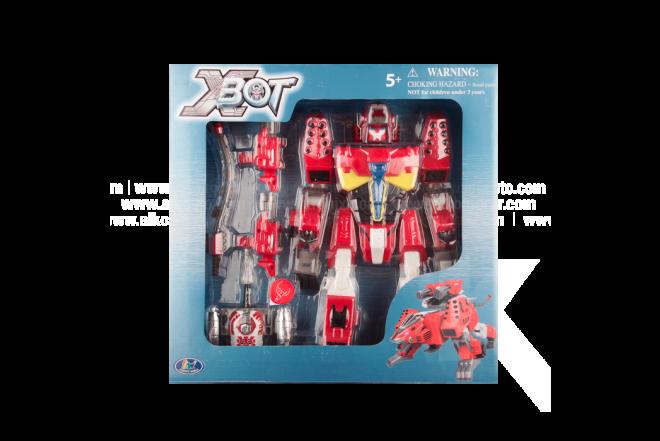 Robot Transformer Xbot León