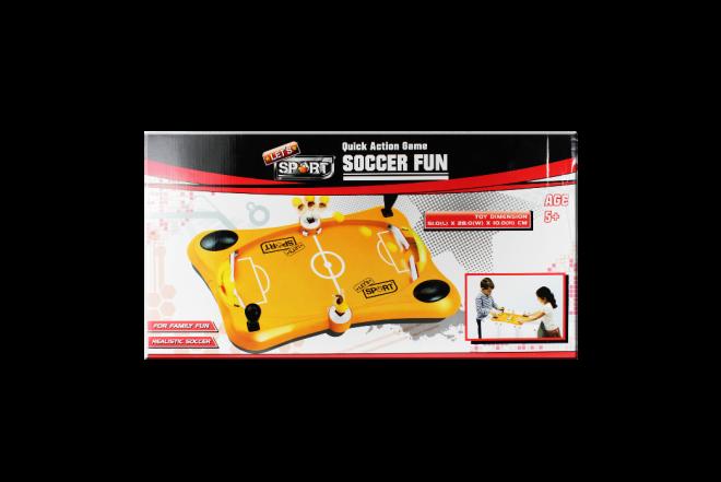 Juego Futbolín Soccer Fun (Juguetes)