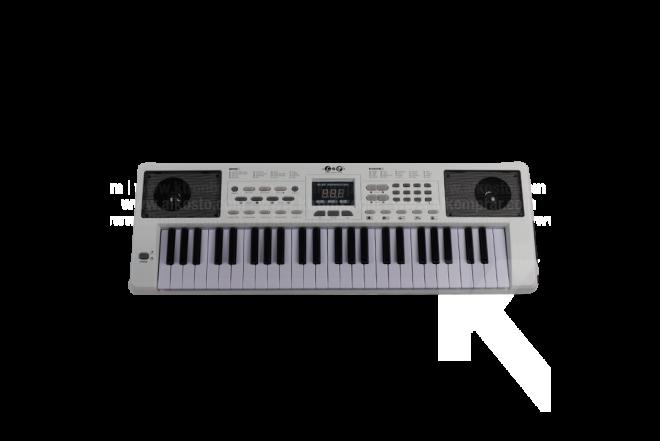 Piano Electrónico 49 Teclas