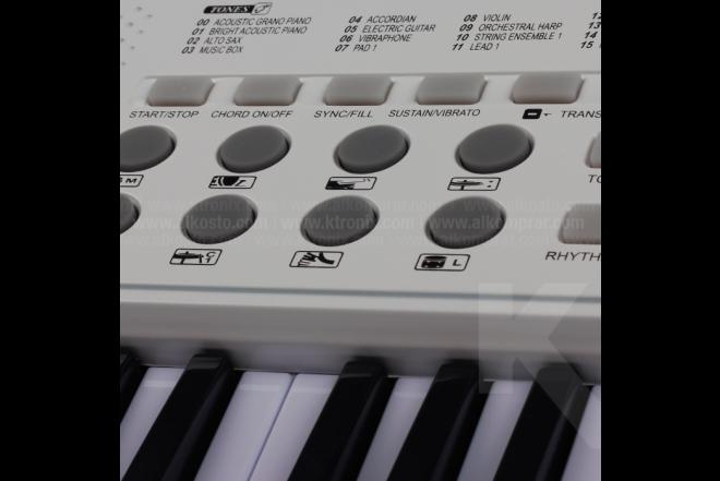 Piano Electrónico 54 Teclas