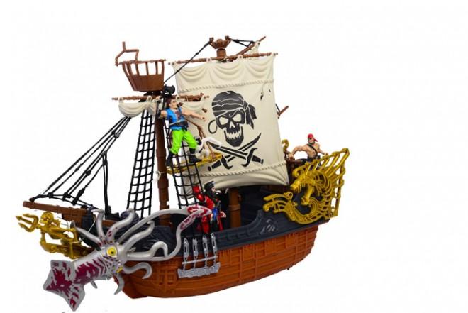 Playset Piratas Deluxe Chap Mei