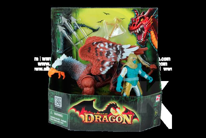 Figura Legend Of Dragon Sky Attacker