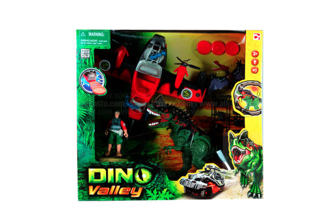 Playset Dino Valley Dinostrike