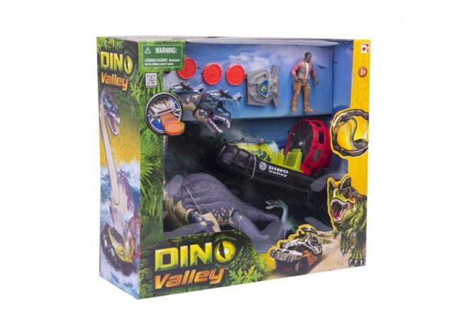 Playset dino valley Elasmosaurus Chap Mei