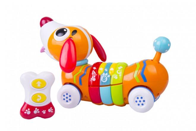 Cachorro arcoíris Radio Control Win Fun