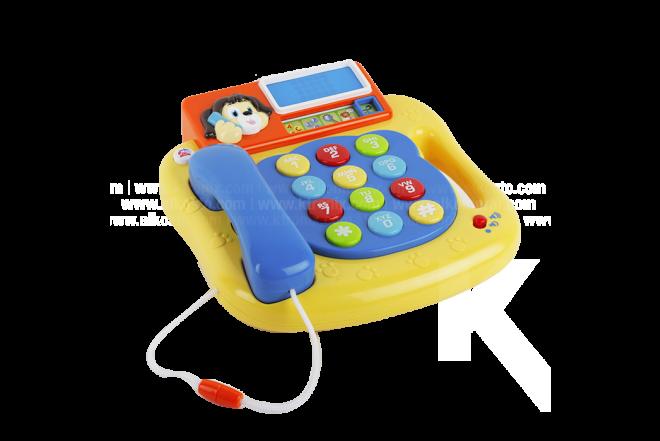 Juguete Teléfono Parlante Win Fun
