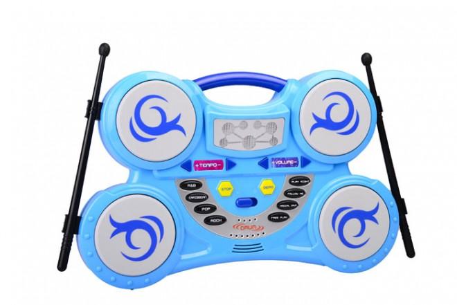 Batería eléctrica Win Fun Azul