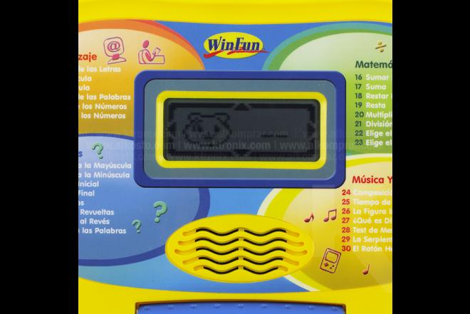 Juguete Computadora Portátil  Educativo Infantil