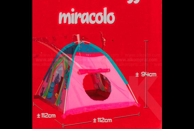 Tienda Armable Miracle Palace Tent