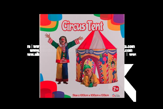 Tienda Armable Circus Tent