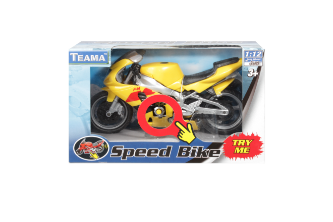 Motocicleta Speed Bike (Juguetes)