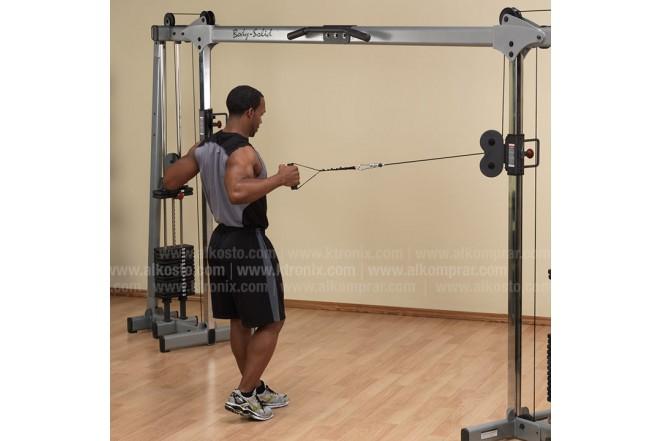 Máquina de pesas BODY SOLID crossover GDCC250