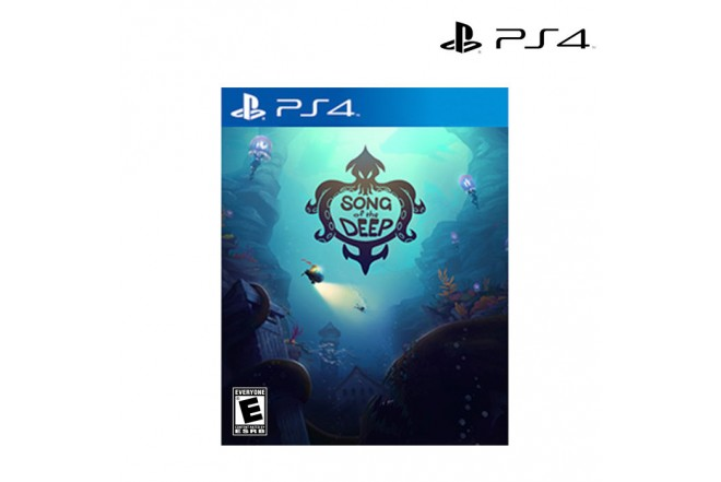 Videojuego PS4 Song of the Deep