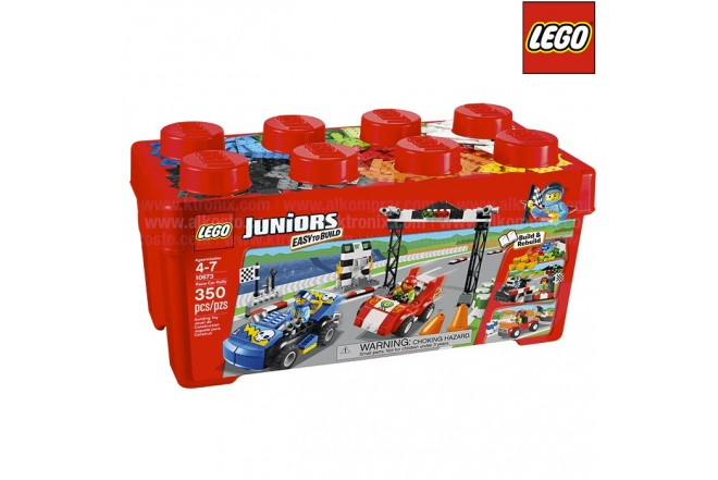 LEGO Juniors La Gran Carrera