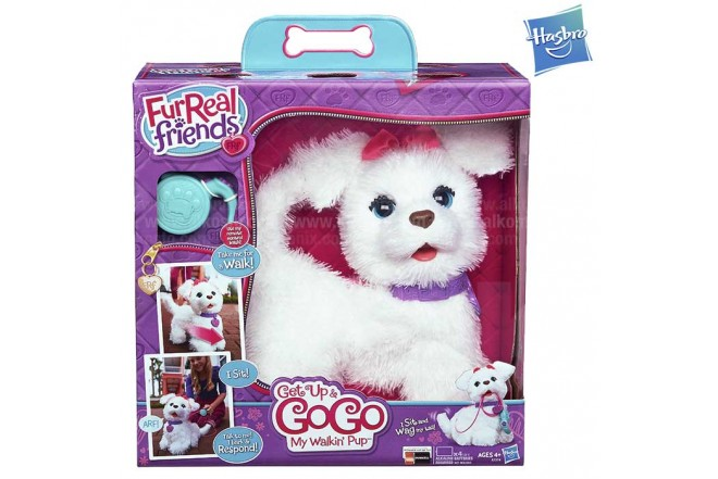Pet of the year FURREAL FRIENDS (get up & go go)