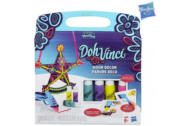 Dohvinci Door Decor Kit PLAY-DOH