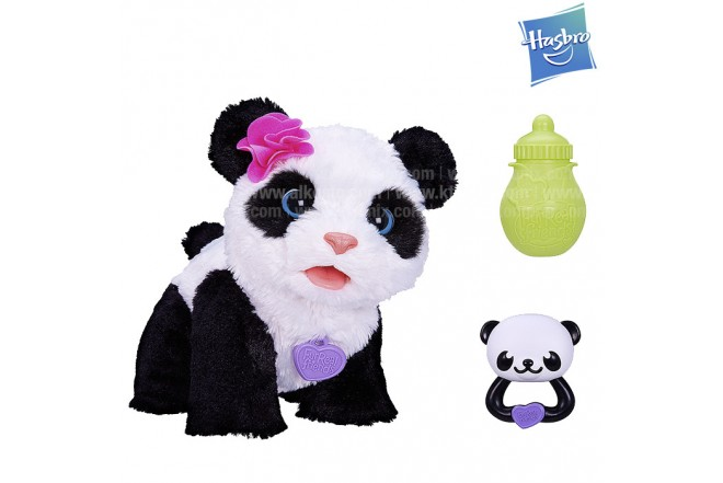 FURREAL Mi Panda Juguetona