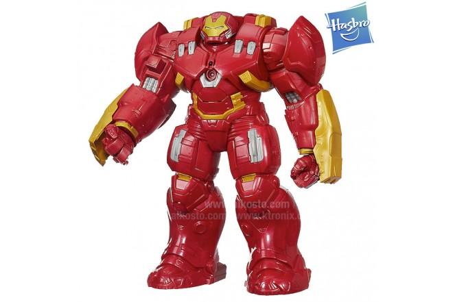 AVENGERS Figura Electrónica Interactiva Iron Man