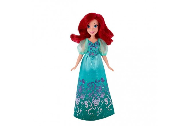 DISNEY PRINCESS Muñeca Ariel Royal Shimmer