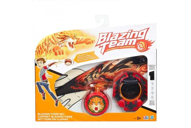 BLAZING TEAM Set Tigre de Fuego