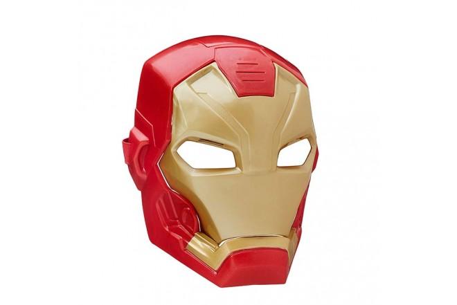 MARVEL Máscara Iron Man