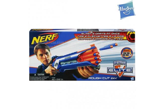 Nerf Rough Cut Elite