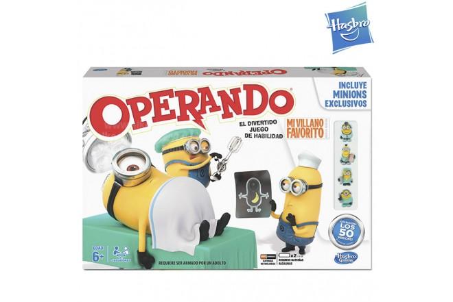 OPERANDO Minions