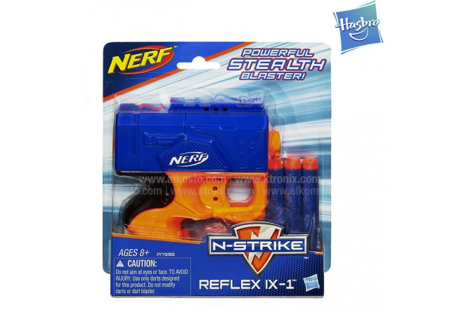 NERF-strike Reflex Value Channel