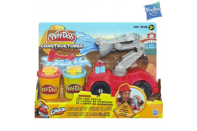 Boomer PLAY-DOH The Fire Truck