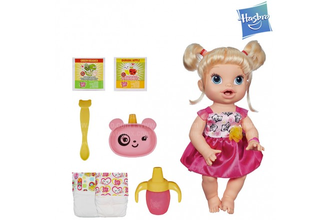 BABY ALIVE Bebita Divertida