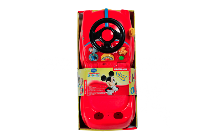 Montable Mickey Disney Farm Friends Activity Tractor