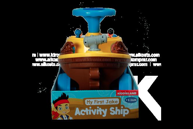 Montable Jake Disney Activity Ship