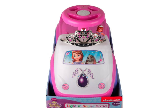 Montable Sofia Disney Activity Ride-On