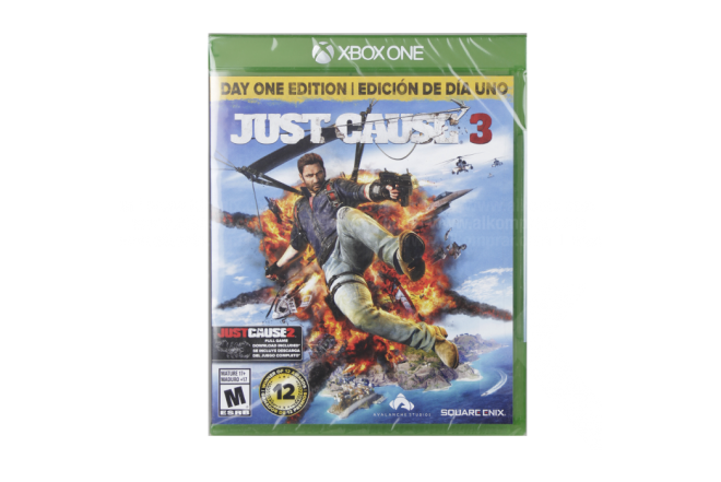Videojuego XBOX One Just Cause 3