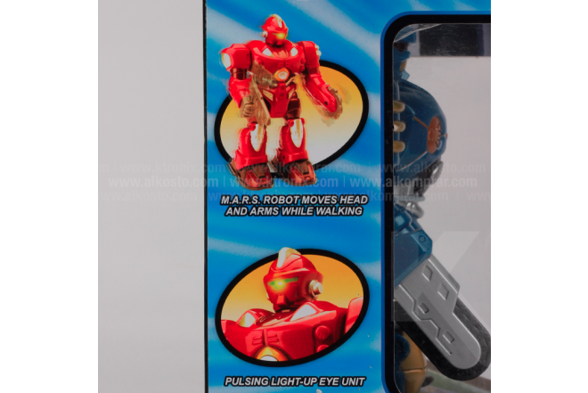 Juguete M.A.R.S. Robot Articulado