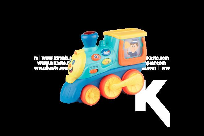Tren Infantil My First Talking Train