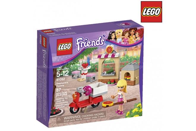 La Pizzería de Stephanie LEGO
